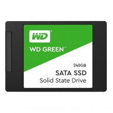 "Western Digital Green internal solid state drive 2.5"" 240 GB SATA III SLC"