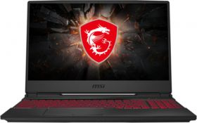 MSI 17.3 F-HD 120Hz i5-9300H 16GB 512GB+1TB HDD GTX1650 W10
